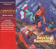Adventures in Odyssey® 395: Saint Patrick: A Heart Afire, Part 2 of 2  [Download] -