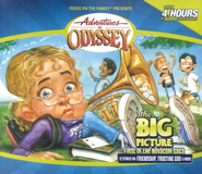 Adventures in Odyssey® 453: The Great Wishy Woz, Part 1 of 2  [Download] -