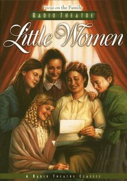 Radio Theatre: Little Women   [Download] -     By: Paul McCusker, Philip Glassborow