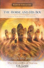 Radio Theatre: The Chronicles of Narnia: The Horse and His Boy   [Download] -     By: C.S. Lewis