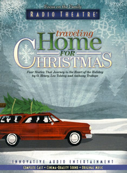 Radio Theatre: Traveling Home for Christmas   [Download] -     By: O Henry, Philip Glassborrow