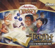 Adventures in Odyssey® TTCO4: Three in One   [Download] -
