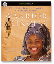 Warrior Princess: Fighting for Life with Courage and Hope - Unabridged Audiobook  [Download] -     Narrated By: Lisa Rene Pitts     By: Princess Kasune Zulu