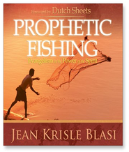 Prophetic Fishing: Evangelism in the Power of the Spirit - Unabridged Audiobook  [Download] -              Narrated By: Jean Krisle Blasi, Paul Baskin                   By: Jean Krisle Blasi