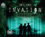 Invasion - Unabridged Audiobook  [Download] -     Narrated By: John Haag     By: Jon S. Lewis