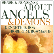 Sense and Nonsense about Angels and Demons Audiobook  [Download] -     Narrated By: Tom Parks     By: Kenneth D. Boa, Robert M. Bowman Jr.