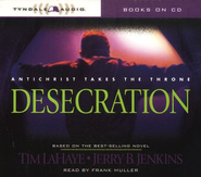 Desecration - Abridged Audiobook  [Download] -     By: Tim LaHaye, Jerry B. Jenkins