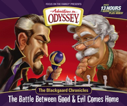 Adventures in Odyssey® 334: The Final Conflict   [Download] -     By: Adventures in Odyssey