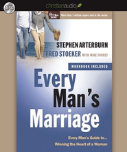 Every Man's Marriage: An Every Man's Guide to Winning the Heart of a Woman - Unabridged Audiobook  [Download] -              By: Stephen Arterburn, Fred Stoeker