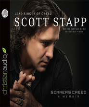 Sinner's Creed - Unabridged Audiobook  [Download] -     By: Scott Stapp, David Ritz