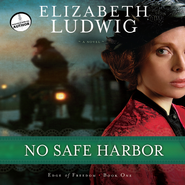 No Safe Harbor - Unabridged Audiobook  [Download] -              Narrated By: Eleni Pappageorge                   By: Elizabeth Ludwig