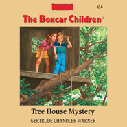 Tree House Mystery - Unabridged Audiobook  [Download] -              Narrated By: Aimee Lilly                   By: Gertrude Chandler Warner