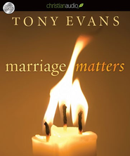Marriage Matters - Unabridged Audiobook  [Download] -     Narrated By: Mirron Willis     By: Tony Evans