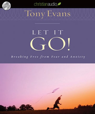 Let it Go - Unabridged Audiobook  [Download] -     Narrated By: Mirron Willis     By: Tony Evans
