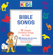 Give Me Oil In My Lamp  [Music Download] -     By: Cedarmont Kids