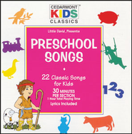 The Birdies In The Treetops  [Music Download] -     By: Cedarmont Kids