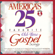 America's 25 Favorite Old Time Gospel  [Music Download] -     By: The Don Marsh Chorus and Orchestra