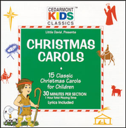 O Come, Little Children  [Music Download] -     By: Cedarmont Kids
