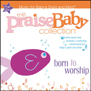 Here I Am To Worship  [Music Download] -     By: The Praise Baby Collection