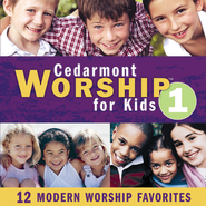 Open The Eyes Of My Heart  [Music Download] -     By: Cedarmont Kids