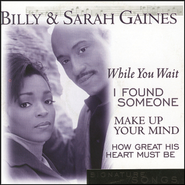 Come Drink At My Table  [Music Download] -     By: Billy Gaines, Sarah Gaines