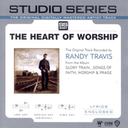 The Heart Of Worship - Medium key performance track w/o background vocals  [Music Download] -     By: Randy Travis