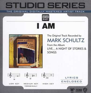 I Am - Medium Key w/o background vocals  [Music Download] -     By: Mark Schultz