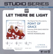 Let There Be Light - Album Version  [Music Download] -     By: Point of Grace