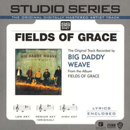 Field Of Grace - Original key performance track w/ background vocals  [Music Download] -     By: Big Daddy Weave