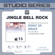 Jingle Bell Rock - Low key performance track w/o background vocals  [Music Download] -     By: Point of Grace