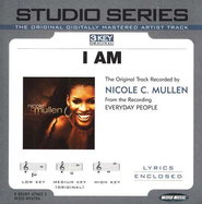 I Am - Original key performance track w/ background vocals  [Music Download] -     By: Nicole C. Mullen