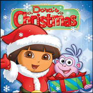 Here Comes Santa Claus (Right Down Santa Claus Lane)  [Music Download] -     By: Dora The Explorer