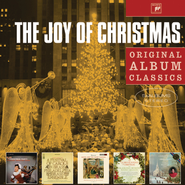 The Joy of Christmas - Original Album Classics  [Music Download] -     By: Various Artists