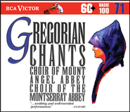 Gregorian Chants  [Music Download] -     By: Various Artists