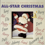 The Society of Singers Presents An All-Star Christmas  [Music Download] -     By: Various Artists