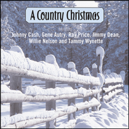 A Country Christmas  [Music Download] -     By: Various Artists