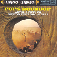 The Last Roundup  [Music Download] -     By: Arthur Fiedler, The Boston Pops