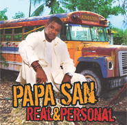 He's Coming  [Music Download] -     By: Papa San
