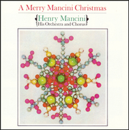 A Merry Mancini Christmas  [Music Download] -     By: Henry Mancini