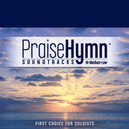 His Eye Is On The Sparrow - High w/background vocals  [Music Download] -
