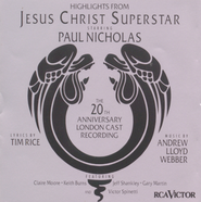 Highlights From The 20th Anniversary London Cast Recording: Jesus Christ Superstar  [Music Download] -