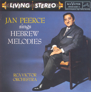 Jan Peerce Sings Hebrew Melodies  [Music Download] -     By: Jan Peerce