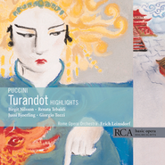 Turandot: Turandot/Del primo pianto  [Music Download] -     By: Erich Leinsdorf