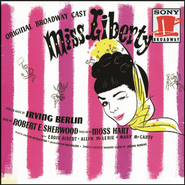 Miss Liberty: Miss Liberty/Let's Take An Old-Fashioned Walk  [Music Download] -     By: Eddie Albert, Allyn McLerie, Mary McCarty