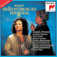 "Mozart: Die Entfuhrung aus dem Serail ""Highlights""  [Music Download] -     By: Cheryl Studer, Elzbieta Szmytka, Kurt Streit"