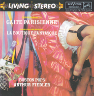 Gaite parisienne: Cancan  [Music Download] -     By: Arthur Fiedler, The Boston Pops