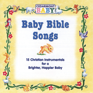 Baby Bible Songs  [Music Download] -     By: Cedarmont Baby