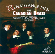 Renaissance Men  [Music Download] -     By: The Canadian Brass