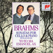 Brahms: Sonatas for Cello & Piano, Opp. 38., 99 and 108  [Music Download] -     By: Yo-Yo Ma, Emanuel Ax