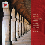 R. Strauss: Don Quixote, Op. 35; Sonata in F Major for Cello and Piano, Op. 6 [Classic Library]  [Music Download] -     By: Yo-Yo Ma, Boston Symphony Orchestra, Seiji Ozawa